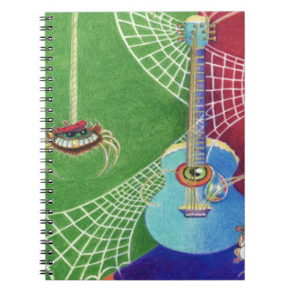 A-MIGHTY-TREE-Page 30 Spiral Notebook