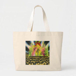 A MIGHTY TREE Page 34 Large Tote Bag