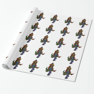A-Mighty-Tree-Page-44 Wrapping Paper