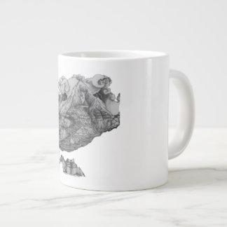 A MIGHTY TREE Page 52 Large Coffee Mug