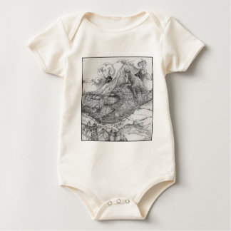A-MIGHTY-TREE-Page 52 Original Baby Bodysuit