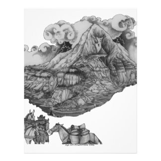 A MIGHTY TREE Page 52 Personalized Letterhead