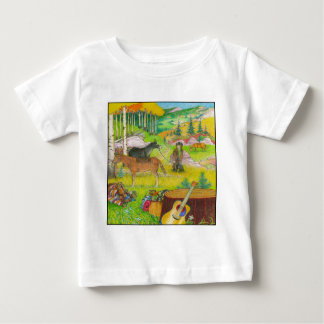 A MIGHTY TREE Page 56 Baby T-Shirt