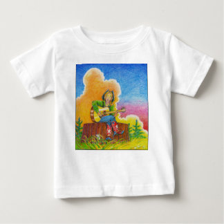 A-MIGHTY-TREE-Page-58 Baby T-Shirt
