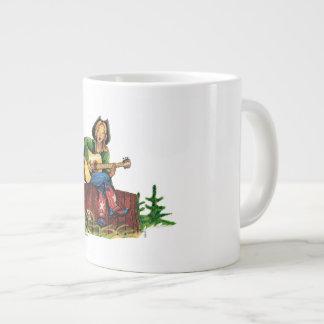 A MIGHTY TREE Page 58 Large Coffee Mug