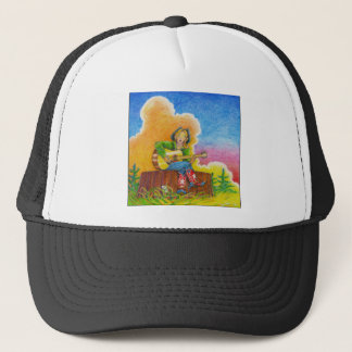 A-MIGHTY-TREE-Page-58 Trucker Hat