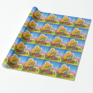 A-MIGHTY-TREE-Page-58 Wrapping Paper