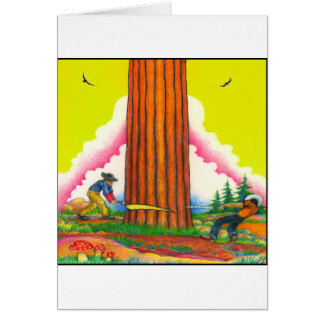 A MIGHTY TREE Page 8 Card