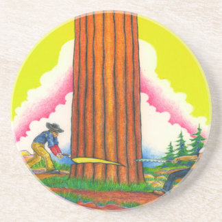 A MIGHTY TREE Page 8 Coaster