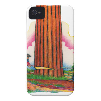 A Mighty Tree Page 8 iPhone 4 Case