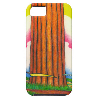 A MIGHTY TREE Page 8 iPhone 5 Case