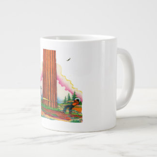 A MIGHTY Tree Page 8 Large Coffee Mug