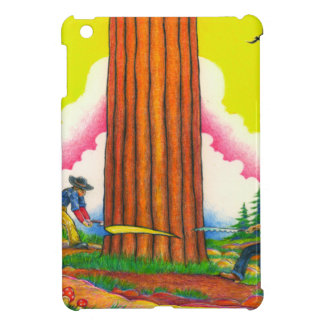 A MIGHTY TREE Page 8 Orig iPad Mini Case