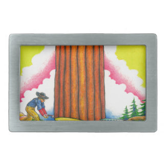 A MIGHTY TREE Page 8 Orig Rectangular Belt Buckles
