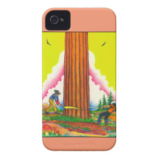 A-MIGHTY-TREE-Page 8 Original iPhone 4 Cover
