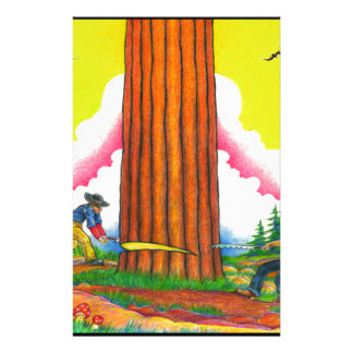 A-MIGHTY-TREE-Page 8 Original Stationery