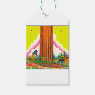 A MIGHTY TREE Page 8 Pack Of Gift Tags