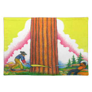 A MIGHTY TREE Page 8 Placemat
