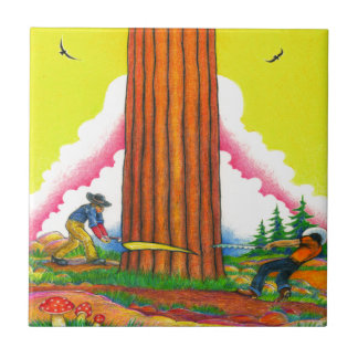 A MIGHTY TREE Page 8 Tile