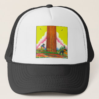 A MIGHTY TREE Page 8 Trucker Hat