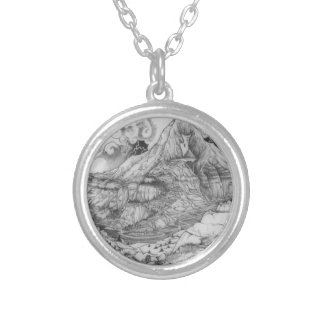 A MIGHYTY TREE Page 52 Silver Plated Necklace