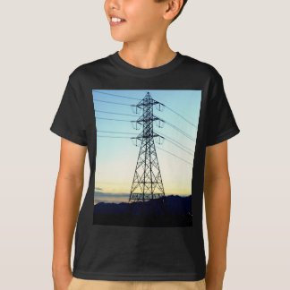 A Million Volts by Dietmar Scherf T-Shirt