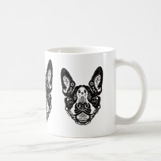 A.Minech Boston Terrier Design Coffee Mug