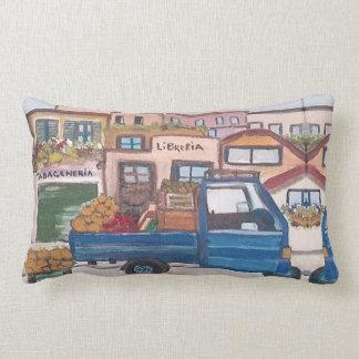 A mini market truck - Pillow