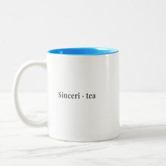 A Minimalist Tea Mug
