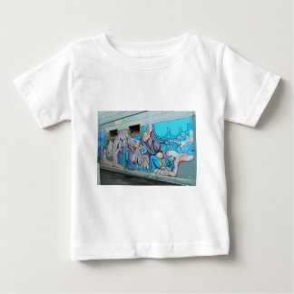 A Mission District Mural Baby T-Shirt