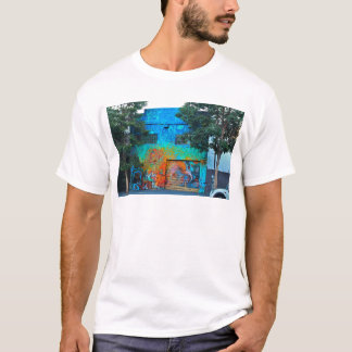 A Mission District Mural II T-Shirt