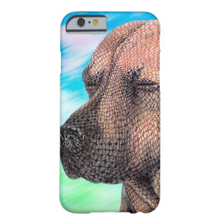 A Moment with Jedd (Ridgeback) Barely There iPhone 6 Case