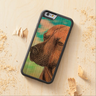 A Moment with Jedd (Ridgeback) Cherry iPhone 6 Bumper Case