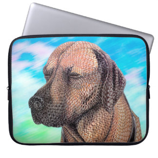 A Moment with Jedd (Ridgeback) Laptop Sleeve