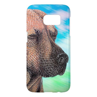 A Moment with Jedd (Ridgeback) Samsung Galaxy S7 Case