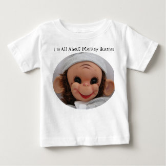 A Monkey For Your Little Monkey T Shirt
