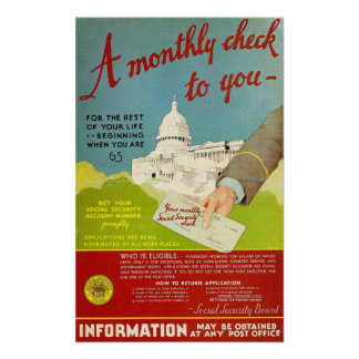 A Monthly Check To You Poster