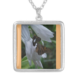 A Moth Date Necklace