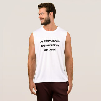 A Mother's Objectivity on Love p97 Tank Top