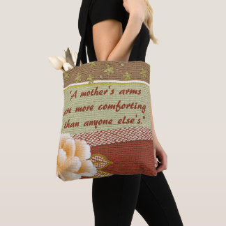 A Mother's Arms Tote Bag