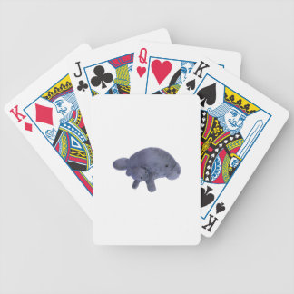 A Mothers Embrace Bicycle Playing Cards