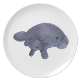 A Mothers Embrace Plate