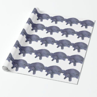A Mothers Embrace Wrapping Paper