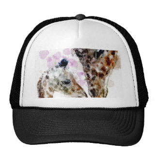 a mother's expectancy trucker hat