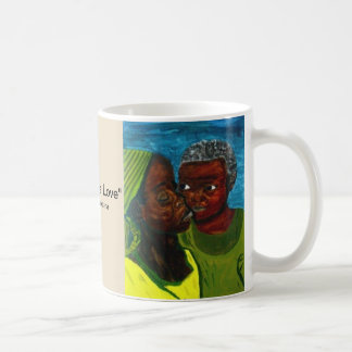 """""""A Mother's Love"""" Drinking Mug"""