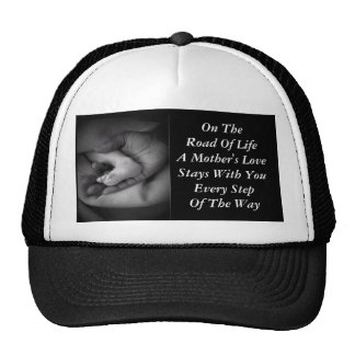 A Mother's Love Mesh Hats