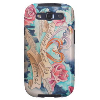 A Mother's Love Is Eternal Galaxy SIII Cases