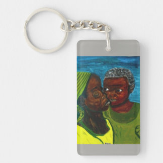 """A Mother's Love"" Keychain"
