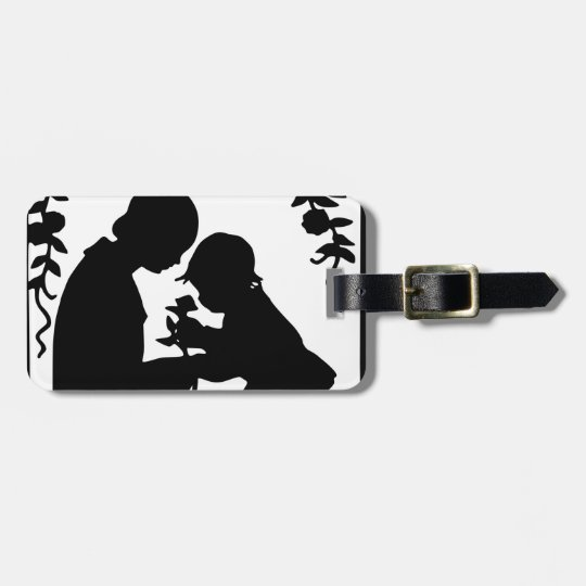 A Mothers Love Luggage Tag