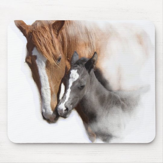 A Mothers Love Mouse Pad